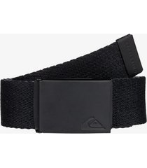 the jam reversible webbing belt