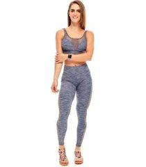 calça legging brooks sol e energia feminina