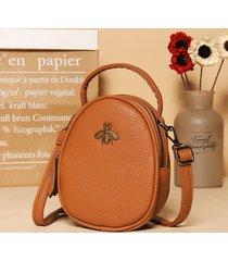elegante donna bee modello telefono da 5,5 pollici borsa spalla borsa crossbody borsa