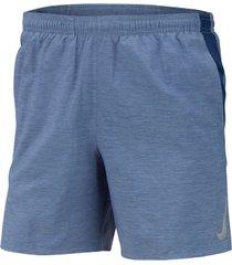 pantalonetas de hombre m nk chllgr short 7in bf nike azul