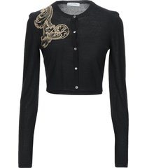 versace collection cardigans