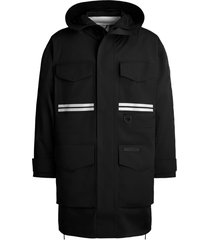 x angel chen morgan rain jacket