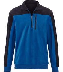 fleece trui babista royal blue