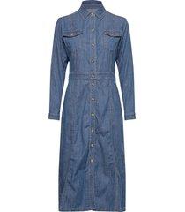 r/denim - mati dresses jeans dresses blå sand