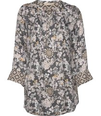 pretty printed short dress korte jurk multi/patroon odd molly