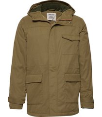 akmack jacket parka jas groen anerkjendt