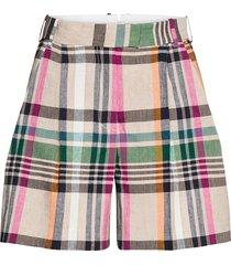 d2. checked tailored shorts shorts flowy shorts/casual shorts rosa gant