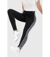 leggings negro-multicolor adidas originals