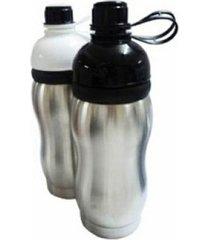 garrafa térmica de inox 500 ml gold sports