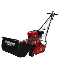 cortador de grama a gasolina 7hp kawashima hr250 4t 800rpm 212cc