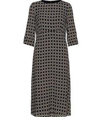 dresses light woven jurk knielengte grijs esprit collection