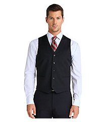 1905 collection slim fit men's suit separate vest - big & tall clearance by jos. a. bank