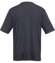 pyjamashirt van 100% katoen van mey grijs