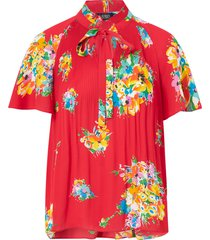 blus drapey poly ggt-top