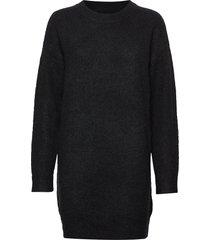 nor o-n dress 7355 korte jurk zwart samsøe & samsøe