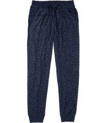 pantaloni pigiama lunghi (blu) - bpc bonprix collection