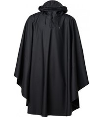rains regenjas cape black