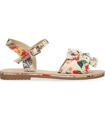 sandalias multicolor bata silvana r mujer