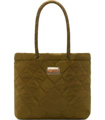 converse bolso tote lodge quilted