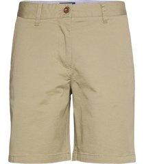 d1. slim classic chino shorts shorts chino shorts beige gant
