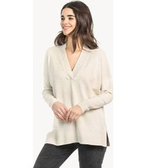 lilla p shawl collar tunic