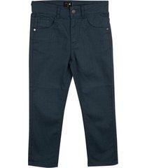 jeans básico petroleo pillin