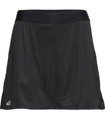 club long skirt w kort kjol svart adidas tennis