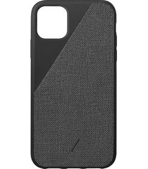 clic canvas iphone 11 pro max case - black