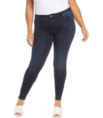 plus size women's kut from the kloth diana skinny jeans