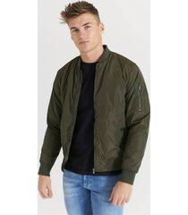 bomberjacka padded bomber jacket