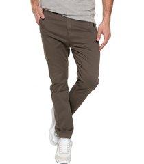 pantalón gris americanino