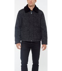 vince camuto men's wool bomber jacket