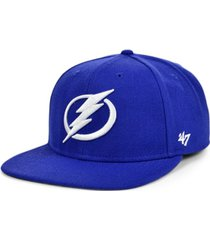 '47 brand tampa bay lightning pro fitted cap