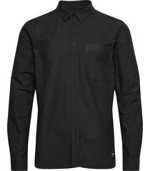 dale shirt skjorta casual svart dr. denim