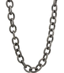 women's freida rothman toggle chain necklace