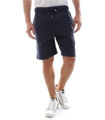 diesel 00st2a 0cand umlb-pan shorts and bermudas longwear men blue