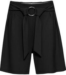 shorts con cintura (nero) - bodyflirt