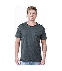 camiseta javali básica verde