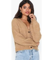 noisy may nmanne l/s knit cardigan cardigans