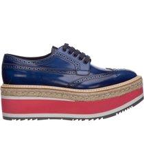 scarpe stringate classiche donna derby