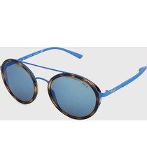 gafas azules-cafés polo ralph lauren