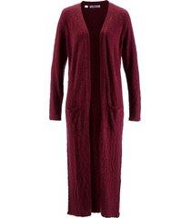 cappotto in maglia (rosso) - bpc bonprix collection