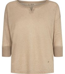 kiara 3/4 blouse bluser 136870