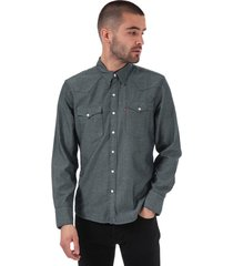 mens barstow western shirt
