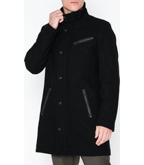 rockandblue fenix warm wool jackor black