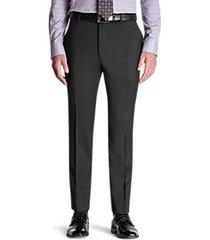 joseph abboud charcoal gray slim fit suit separates dress pants