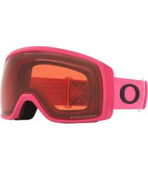 oakley men's flight tracker goggles sunglasses, oo7106 00