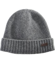 barbour men's carlton beanie