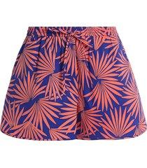 diane von furstenberg beach shorts and pants