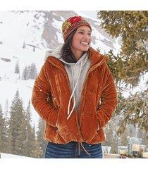 alpina velvet jacket